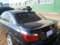 Спойлер на заднее стекло. BMW 5-Series, E60