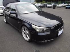 Обвес кузова аэродинамический. BMW 5-Series, E60