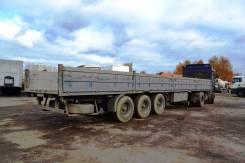 Schmitz. Полуприцеп бортовой SPR 24/3., 29 000 кг.