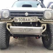 Бампер. Suzuki Jimny Wide, JB43W, JB33W Suzuki Jimny, JB23W, JB43, JB33W, JB43W Suzuki Jimny Sierra, JB43W
