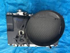 Радиатор охлаждения двигателя. Toyota Supra, JZA80