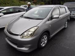Toyota Wish. ZNE10, 1ZZFE