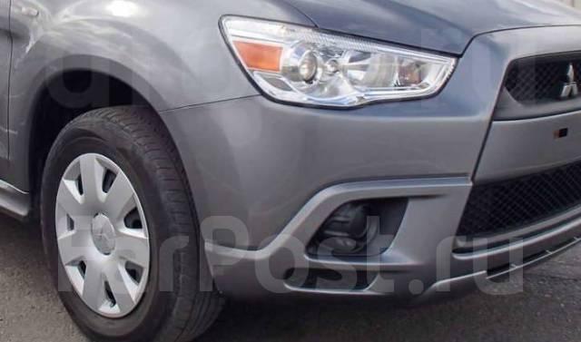 Рамка на туманку оправа Mitsubishi ASX