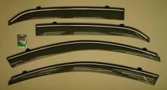 Ветровики (дефлекторы боковых окон) Toyota Mark X 08611-22250