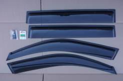 Ветровики (дефлекторы боковых окон) Toyota Land Cruiser Prado
