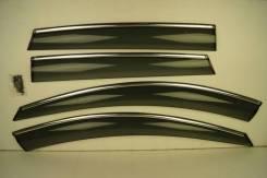 Ветровики (дефлекторы боковых окон) Mazda CX-5