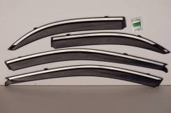 Ветровики (дефлекторы боковых окон) Mazda MAZDA 6