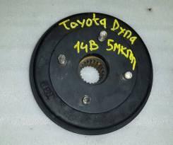 Барабан ручника. Toyota Dyna Двигатель 14B