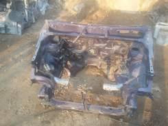 Ноускат. Toyota Raum, EXZ15, EXZ10 Двигатель 5EFE