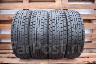 Dunlop DSX. Зимние, без шипов, 2010 год, износ: 30%, 4 шт