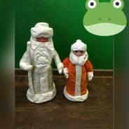 Дед Мороз и Снегурочка СССР. Оригинал