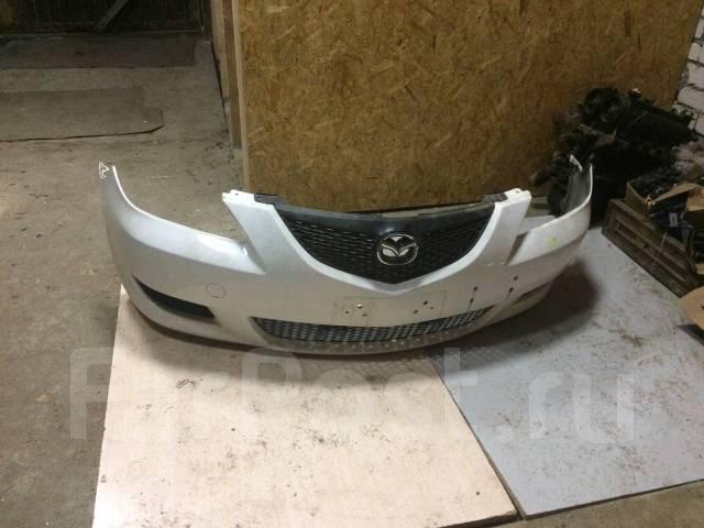 Бампер. Mazda Mazda3