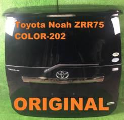 Дверь багажника. Toyota Voxy, ZRR75, ZRR70 Toyota Noah, ZRR75, ZRR70 Двигатели: 3ZRFAE, 3ZRFE