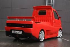 Suzuki Carry Truck. Suzuki Carry, 600 куб. см., 100 кг.