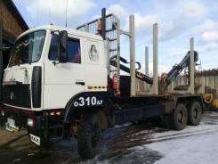МАЗ 6317X9-444. Продается сортиментовоз маз, 14 860 куб. см., 29 000 кг.