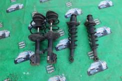 Амортизатор. Toyota Corolla Fielder, ZZE123 Toyota Corolla, CE120, NZE120, NZE121, ZZE121, ZZE122 Двигатели: 2ZZGE, 1NZFE, 2C, 3ZZFE, 1ZZFE, 2NZFE
