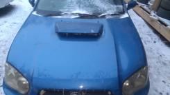 Капот. Subaru Impreza, GDA, GGA