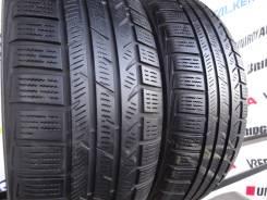Bridgestone Blizzak LM-35. Зимние, без шипов, износ: 30%, 2 шт