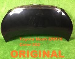 Капот. Toyota Noah, ZRR75G, ZRR70, ZRR70W, ZRR75W, ZRR75, ZRR70G Двигатели: 3ZRFAE, 3ZRFE