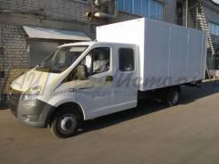 ГАЗ ГАЗель Next A22R33. Газель Некст фермер изотермический фургон, 2 700куб. см., 1 500кг., 4x2