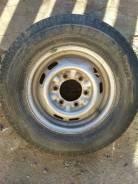 Bridgestone Desert Dueler 610. Всесезонные, износ: 80%, 1 шт