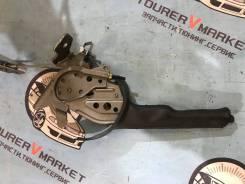 Ручка ручника. Nissan X-Trail, NT30