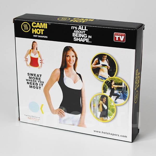 Корсет-майка для похудения Hot Shapers. 42, 44, 46, 48, 50, 52, 54, 56, 58