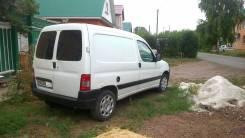 Citroen Berlingo. Термос микро переврзки фургон, 129 куб. см., 500 кг.