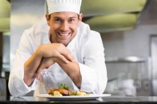 Работа поваром по изготовлению бургеров