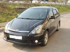 Toyota Wish. автомат, 4wd, 1.8 (125 л.с.), бензин, 216 000 тыс. км