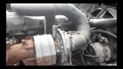 Двигатель в сборе. Nissan Diesel Двигатель FE6T