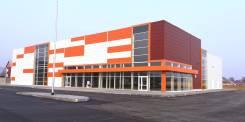 Сдается в аренду новое помещение свободного назначения 1500 м2. 1 500 кв.м., улица Вторая 1, р-н перекресток ТМТ