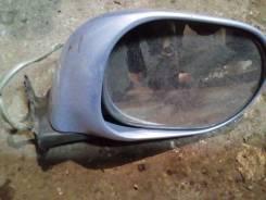 Зеркало заднего вида боковое. Nissan March Двигатель CR12DE