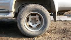 2Crave Wheels. 8.0x16, 6x139.70, ET-10, ЦО 110,0мм.