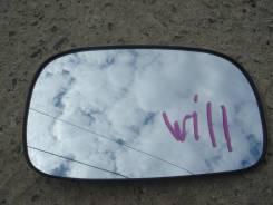 Стекло зеркала. Toyota WiLL VS