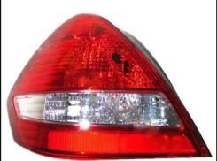 Стоп-сигнал. Nissan Tiida, C11X, C11