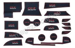 Коврик. Mazda CX-5, KEEFW, KF, KFEP, KE5AW, KE2FW, KE, KF5P, KE5FW, KF2P, KE2AW Двигатели: PEVPS, PYVPS, SHVPTS
