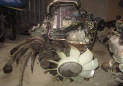 Двигатель в сборе. Isuzu Elf. Под заказ