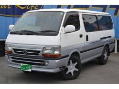 Toyota Hiace Van. автомат, задний, 2.0, дизель, 75 тыс. км, б/п, нет птс. Под заказ
