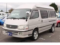 Toyota Hiace Van. автомат, задний, 3.0, дизель, 69 тыс. км, б/п, нет птс. Под заказ