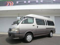 Toyota Hiace Van. автомат, задний, дизель, б/п, нет птс. Под заказ