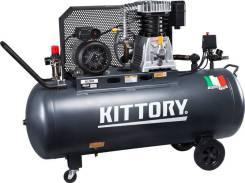 Компрессор поршневой Kittory KAC-200/80S. 600 л/мин, 220В