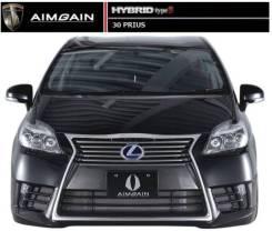 Бампер передний Aimgain . Toyota Prius (XW30) 2009 - 2016.