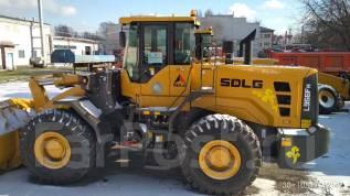 Sdlg 956L. Погрузчик SDLG 956 Ковш 4,5, 5 400 кг.
