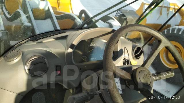 Sdlg 956L. Погрузчик SDLG 956 Ковш 4,5, 5 400кг.