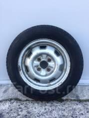 Dunlop 145/80/R13 на диске 4*100 1шт. x13 4x100.00