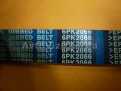 Ремень 6PK2066 приводной помпы и генератора Daewoo Winstorm (2.0 диз.), Winstorm Maxx 09- (2.0 диз.), Captiva (2.0 диз.) CEBC-030, 25185542 96440421