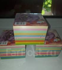 Продам Оптом блоки для записи 90 x90 по 600 листов в каждом.