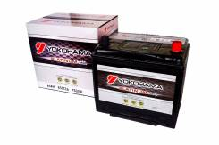 Yokohama Batteries. 55 А.ч., Обратная (левое), производство Япония