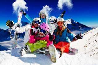 Чанбайшань. Горнолыжный тур. Чанбайшань 2019. Ванда - горнолыжный курорт мирового уровня